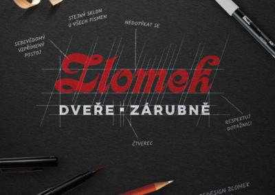 Zlomek - logo